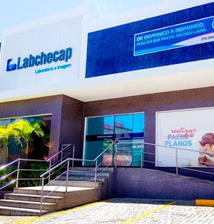 Labchecap - Pituba