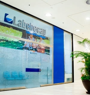 Labchecap - Shopping Paralela