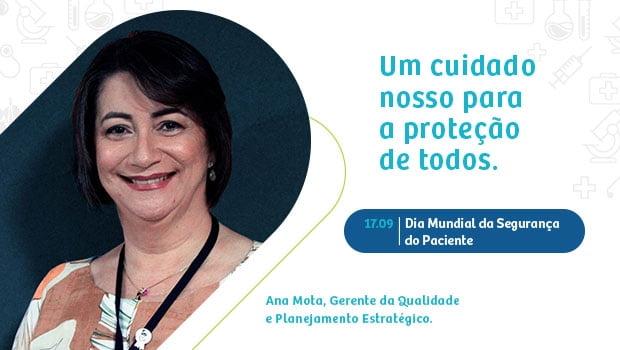 Dia Mundial da Segurança do Paciente Labchecap